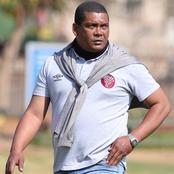 Moroka Swallows coach says he's not worried even if they don't win