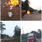 Désobéissance civile continue :les villes de ferkessedougou,bocanda,toumodi manifestent en ce jour
