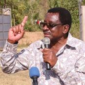 Powerful Individuals At State House Want To Derail Handshake, Says Orengo