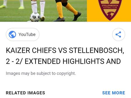 Kaizer chiefs was ready for Stellenbosch