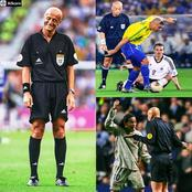 Meet The Best Ref Ever, The Only Referee Who Managed To Be The Cover Of A Video Game And More
