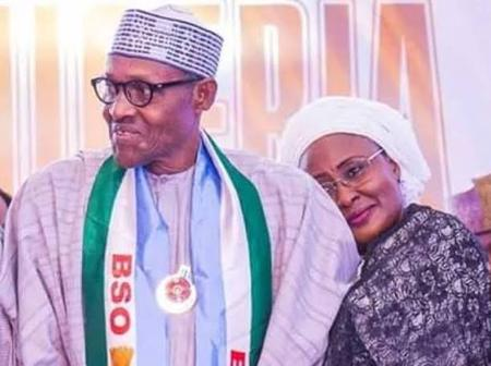 Read What Buhari Writes About Aisha That Shows She Is A Caring First Lady