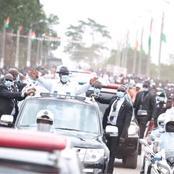 Depuis Zuénoula, Ouattara lance un message à ses détracteurs
