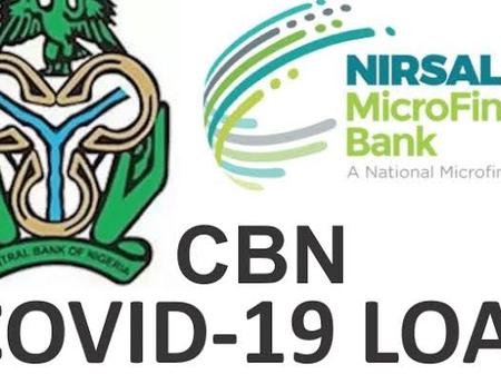 All CBN Covid-19 Loan Applicants Should Read This Message