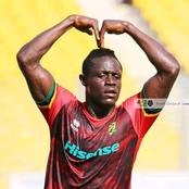 Kwame Opoku to lead Asante Kotoko's attack in Super Clash with Hearts of Oak this afternoon