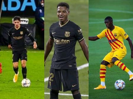 Ansu Fati, Dembele & Trincao - Who Should Ronald Koeman Start Against Sevilla?