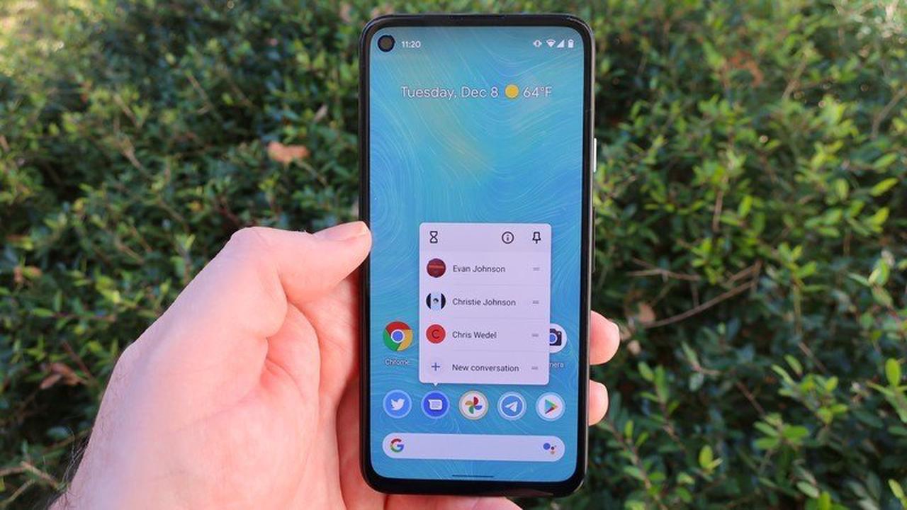 Google Messages pourrait bientôt obtenir une interface utilisateur de tablette remaniée et une nouvelle fonctionnalité pratique