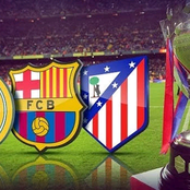 Check out Real Madrid, Atletico Madrid and Barca Remaining Laliga games