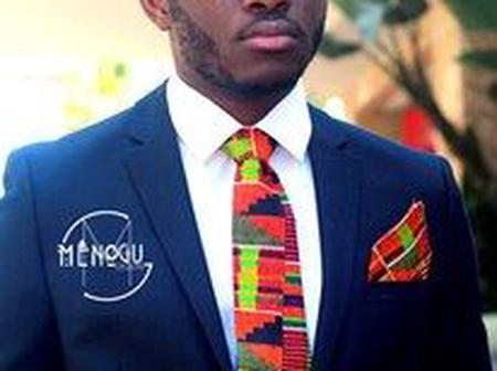 The Wearing Of Suit And Tie Is Not Good At All (See details)