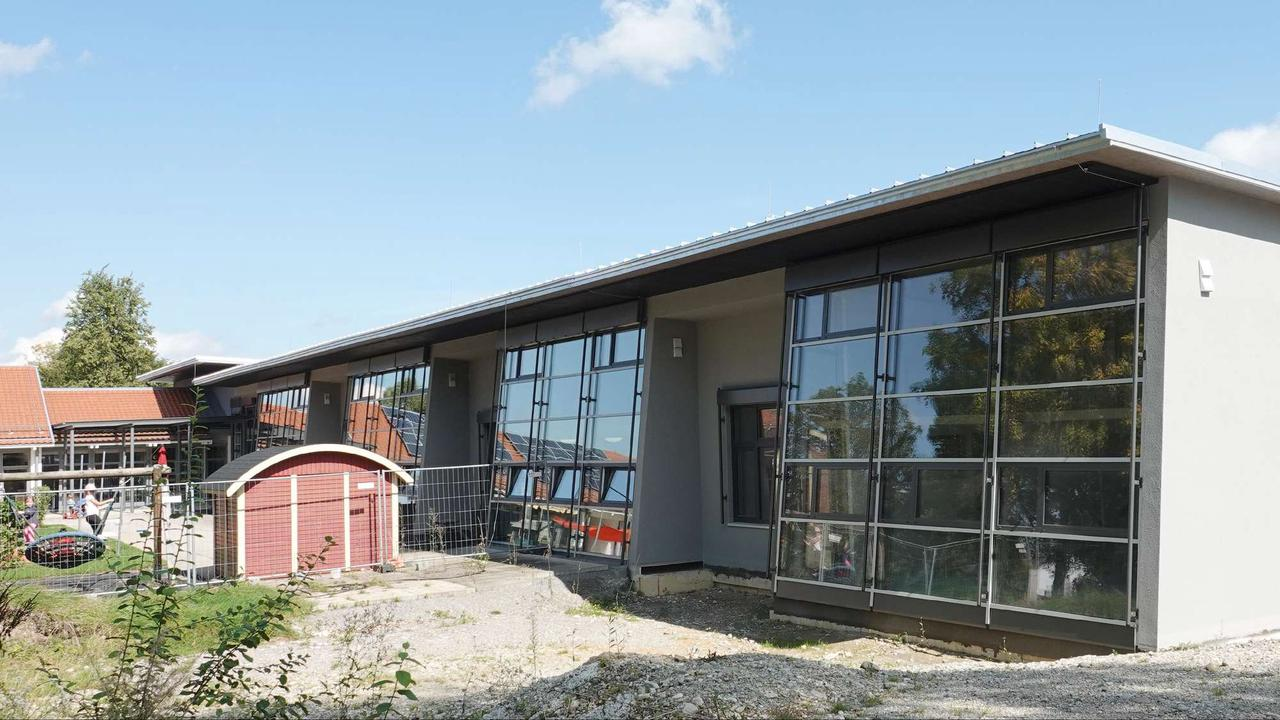 Viertes Modul bei Krippen-Anbau am Therese-Peter-Kinderhaus fertig