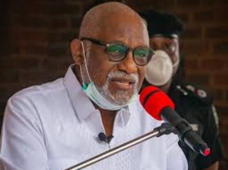 Oduduwa Republic: We will not be led to assured annihilation by anyone - Gov. Akeredolu Warns Igboho