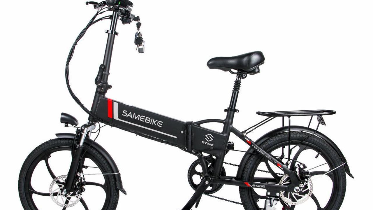 h Vitesse maximale 80 km Kilométrage Vélo électrique - Noir - code promo Gearbest, BangGood, code promo Cdiscount ou AliExpress