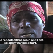 Meet 52-Year Old Woman Who Eats Soil, Travels 7km To Harvest it (Video)