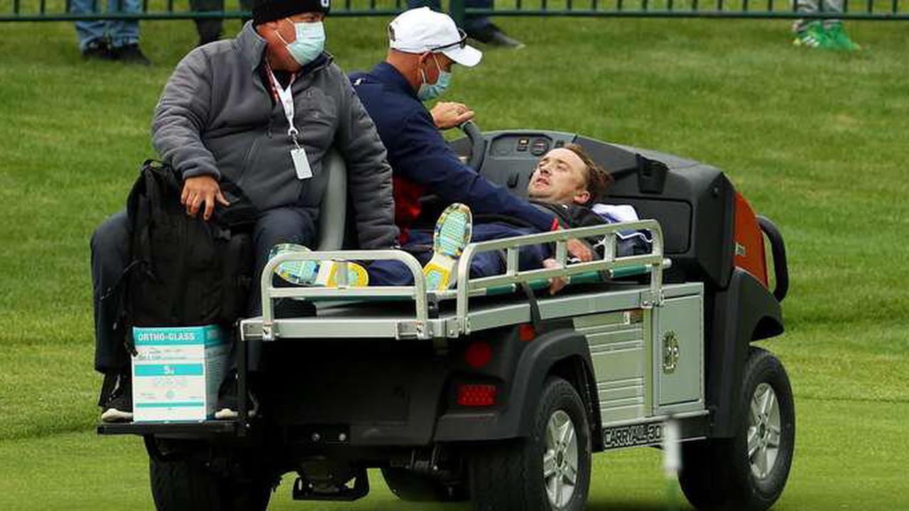 """Zwischenfall beim Promigolf – """"Harry-Potter""""-Star im Krankenhaus"""