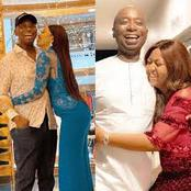 Regina daniel husband, Ned Nwoko Said when he was little, he was very good looking (Details here)