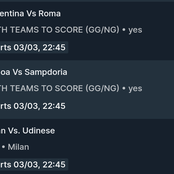 Well Analysed Tips From Serie A Today Games