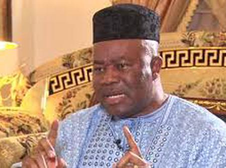 APC Rejects Sen, Godswill Akpabio As Party Leader In Akwa ibom State