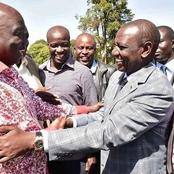 Raila's Cousin Defends DP Ruto After Plans to Evict Him