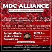 Opinion - Lessons From the Current MDC Debacle