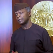 Vice President Osinbajo Takes His Stand On Cryptocurrency Ban, Check Out What He Said
