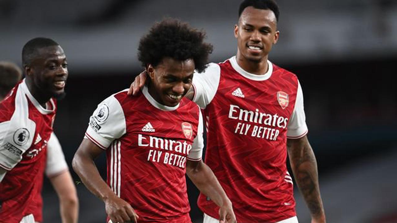 Mikel Arteta issues challenge to under-fire Willian after first Arsenal goal