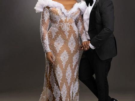 See Lovely Pictures Of Omotola's Family