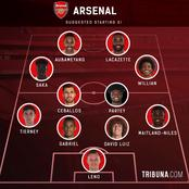 Arsenal urged to use this formation to solve the creativity issues after City and Leicester losses