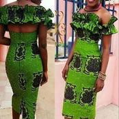 Check Out 20 New Ankara Dress Styles To Try This February