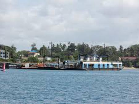 What could be happening at the Likoni channel?