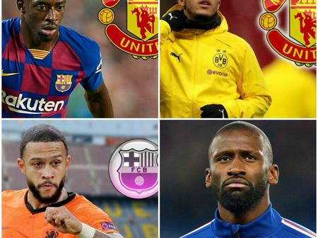 Summer Transfer Deadline : Some Deals that could be Completed