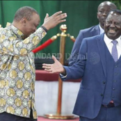 Handshake Inafanya Kazi! ODM Pulls Out of Nakuru By-elections In Favour Of Jubilee Candidates