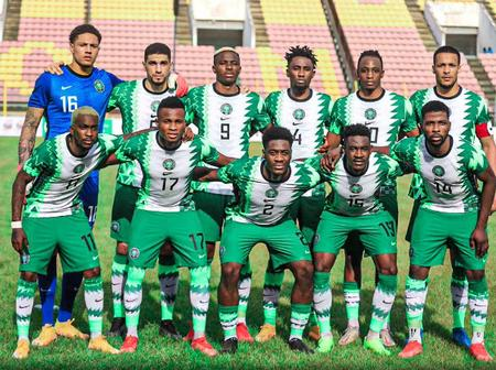 After Super Eagles Won 3-0, See The Full List Of Countries That Have Qualified For 2022 Nations Cup