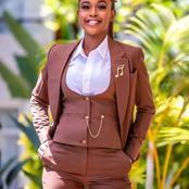 Tiktok Queen Azziad Hits a Million Followers on Instagram, Here's How she Celebrates the Milestone
