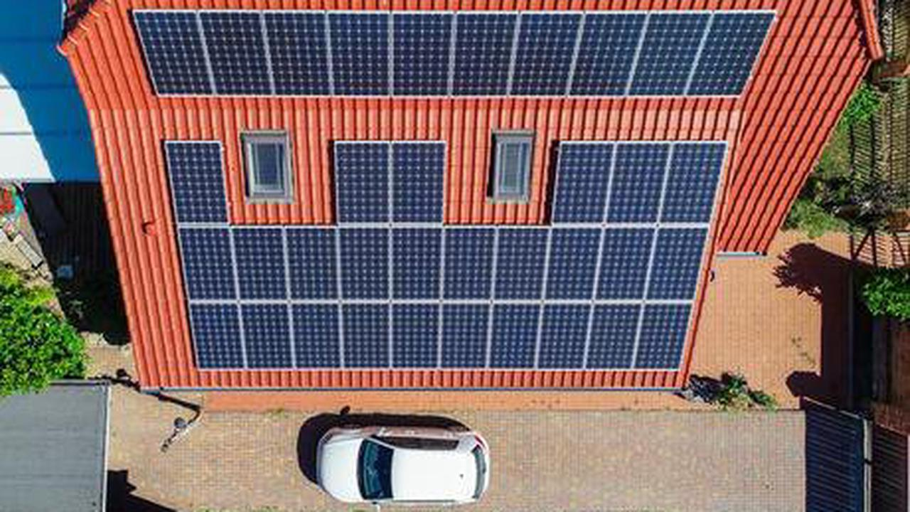 Solardächer rütteln am Chamer Strompreis
