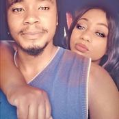 Former Uzalo actress left fans speechless after showing off her baby daddy on a recent post.