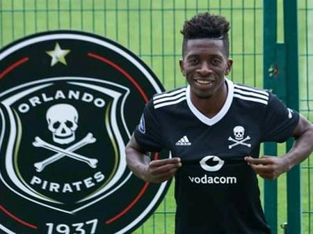 Orlando Pirates reveals yet Another big signing!