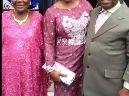 Check out A Rare Photo Of Rev. Nlemanye Wike, The Father Of Governor Nyesom Wike