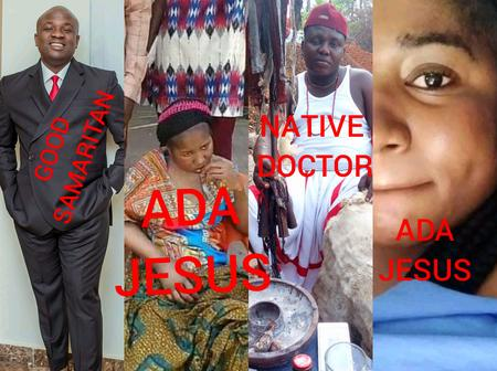 Ada Jesus Could Not Walk With Her Leg After Native Doctor Allegedly Cursed Her, Read What A Man Promised Her
