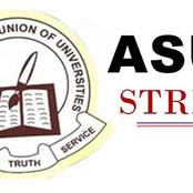 Today's Headlines: ASUU Declares Indefinite Strike in Taraba, 386 Soldiers Quit The Nigerian Army in One Year