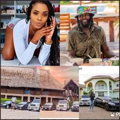 Adebayor is A year Older Today, See Pictures of his Cars, Mansion and Ex who allegedly cheated on him