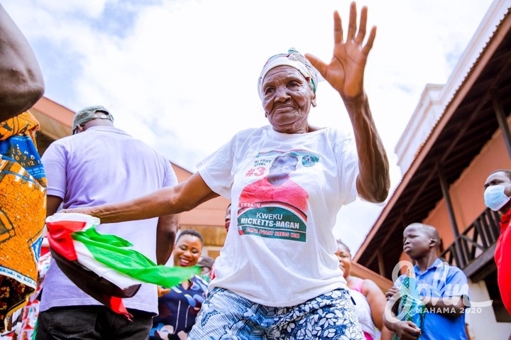 ae914546dd5bd3193c6e57de93d7cb4a?quality=uhq&resize=720 - An Aged Die Hard Fan Of Mahama Overwhelms Him With Her Massive Love And Support(Photos)