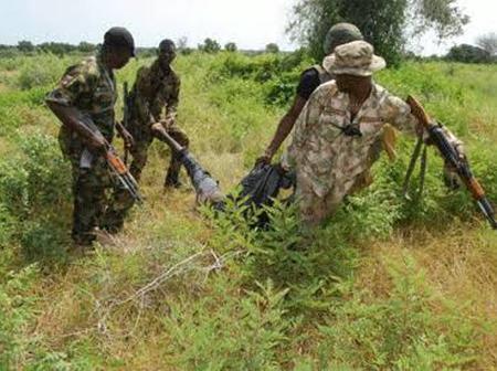 BREAKING: Boko Haram Kills 5, Abducts Many Women In Adamawa.