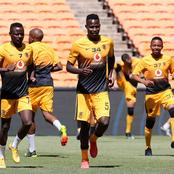 Look kaizer Chiefs results in February