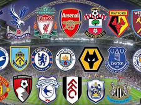 Everton, Spurs Or Chelsea, Which Is likely To Lift The EPL Title This Season.