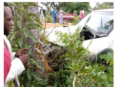 Woman Died In Accident On Her Way Speeding To Catch Her