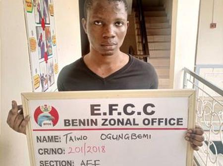 Man Who Failed To Double N9m With Charm As He Promised Finally Sentenced To Prison, Read His Story.