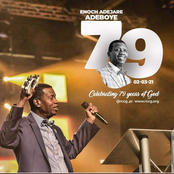 Hurray, Pastor EA Adeboye Of The Redeemed Christian Church Of God Is 79 Years Old Today.