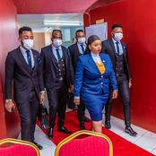Reverend Lucy Natasha Security Detail Raises Alarm Online as Fans Question What's All About