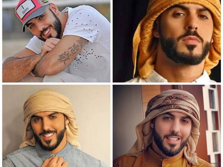 Meet Omar Borkan, the man who was banished from Saudi Arabia for being too handsome (photos)