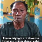I'm The King Of Satan, My Father & Mother Are Satan and I Serve Satan- Man Reveal (Video)